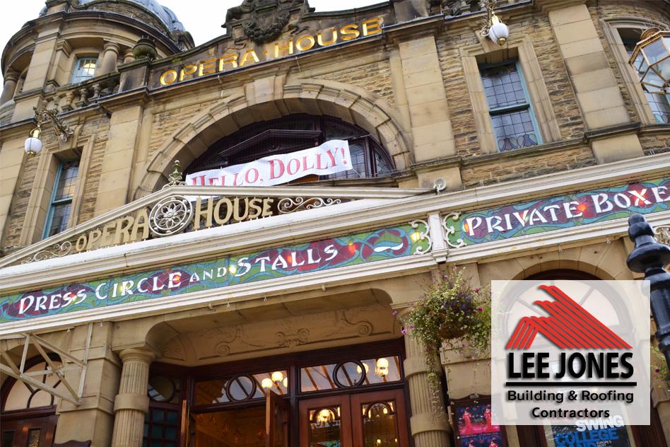 Buxton Opera House Derbyshire